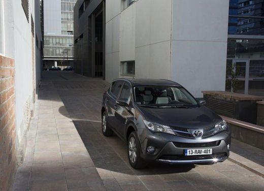 Toyota RAV4 offerta in sconto con 2.000 euro di risparmio - Foto 12 di 14