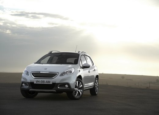 Peugeot 2008 all'Autostyle Design Competition 2013 - Foto 1 di 44