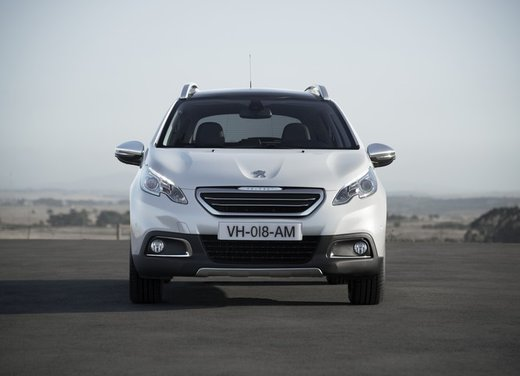 Peugeot 2008, listino prezzi da 15.100 euro - Foto 4 di 44