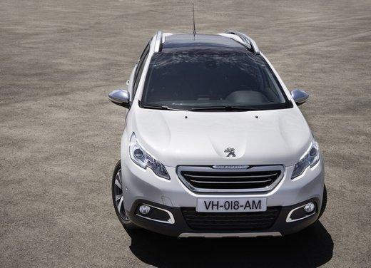 Peugeot 2008, listino prezzi da 15.100 euro - Foto 5 di 44