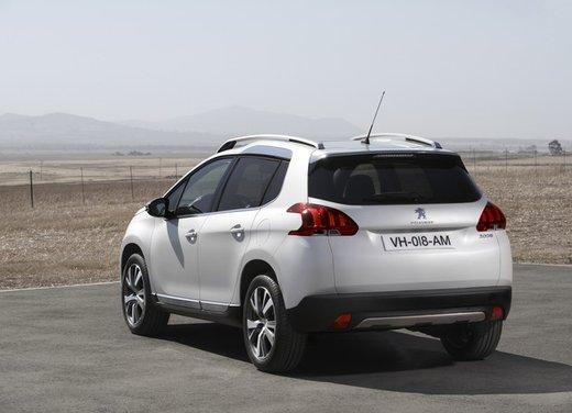 Peugeot 2008, listino prezzi da 15.100 euro - Foto 6 di 44