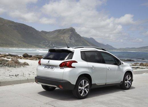 Peugeot 2008, listino prezzi da 15.100 euro - Foto 7 di 44