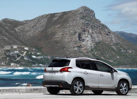 Peugeot 2008, listino prezzi da 15.100 euro - Foto 8 di 44