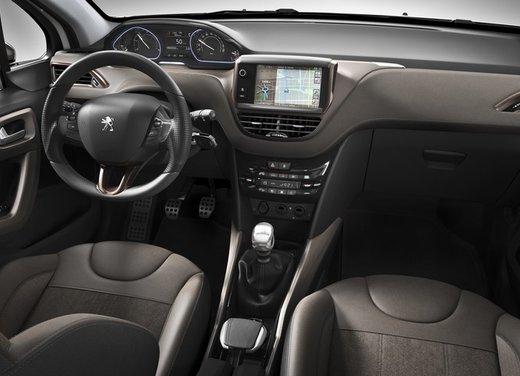 Peugeot 2008, listino prezzi da 15.100 euro - Foto 9 di 44