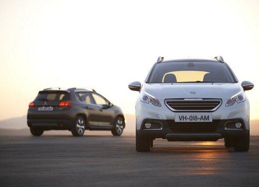Peugeot 2008 prestazioni e consumi dei motori benzina e Diesel