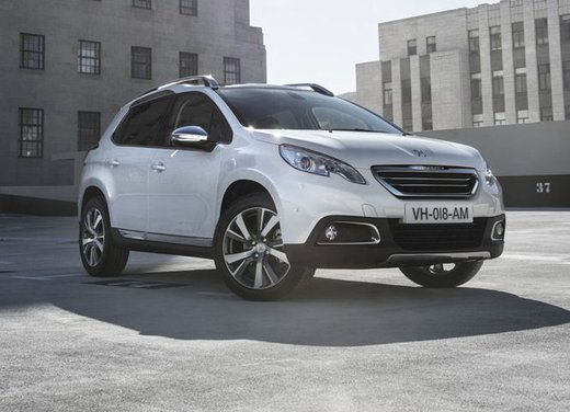 Peugeot 2008 all'Autostyle Design Competition 2013 - Foto 33 di 44
