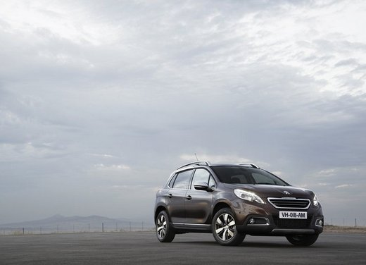 Peugeot 2008 all'Autostyle Design Competition 2013 - Foto 13 di 44