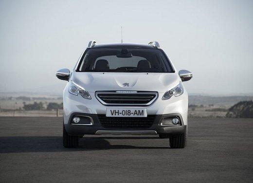 Peugeot 2008, listino prezzi da 15.100 euro - Foto 16 di 44