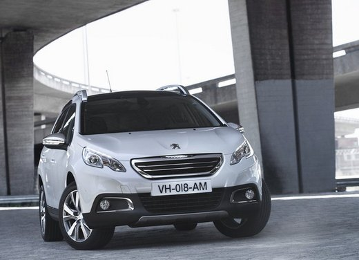 Peugeot 2008 all'Autostyle Design Competition 2013 - Foto 27 di 44