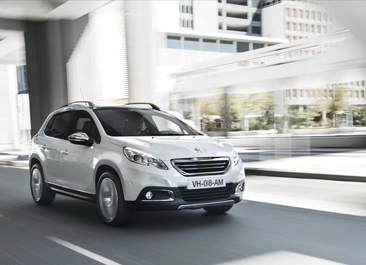 Peugeot 2008 all'Autostyle Design Competition 2013 - Foto 23 di 44