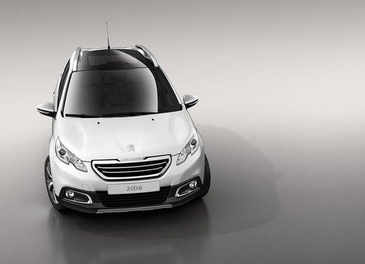 Peugeot 2008, listino prezzi da 15.100 euro - Foto 24 di 44