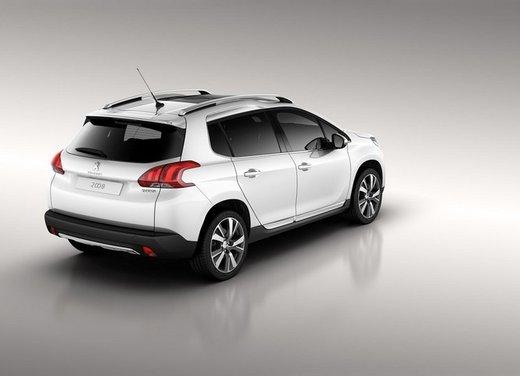 Peugeot 2008, listino prezzi da 15.100 euro - Foto 17 di 44