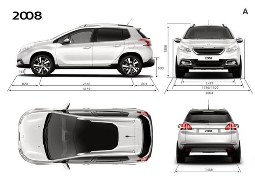 Peugeot 2008 all'Autostyle Design Competition 2013 - Foto 19 di 44