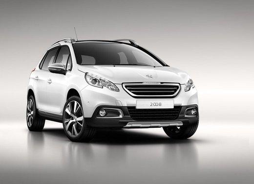 Peugeot 2008, listino prezzi da 15.100 euro - Foto 21 di 44