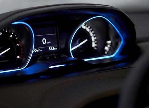 Peugeot 2008, listino prezzi da 15.100 euro - Foto 39 di 44