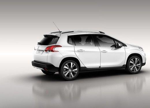 Peugeot 2008, listino prezzi da 15.100 euro - Foto 43 di 44