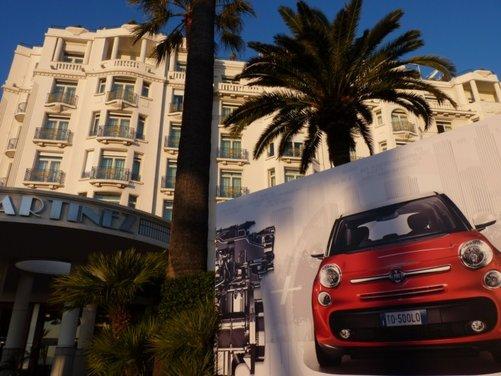 Fiat 500L provata su strada a Cannes con due nuovi motori da 105 CV - Foto 1 di 22