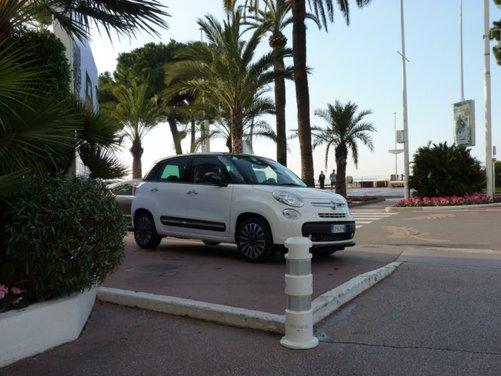 Fiat 500L provata su strada a Cannes con due nuovi motori da 105 CV - Foto 6 di 22