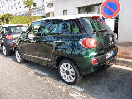 Fiat 500L provata su strada a Cannes con due nuovi motori da 105 CV - Foto 9 di 22