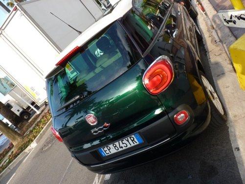 Fiat 500L provata su strada a Cannes con due nuovi motori da 105 CV - Foto 11 di 22