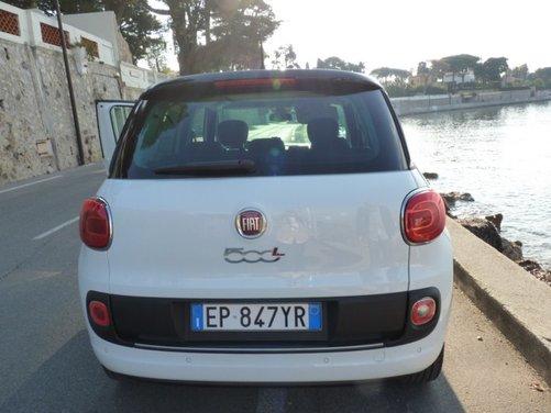 Fiat 500L provata su strada a Cannes con due nuovi motori da 105 CV - Foto 14 di 22