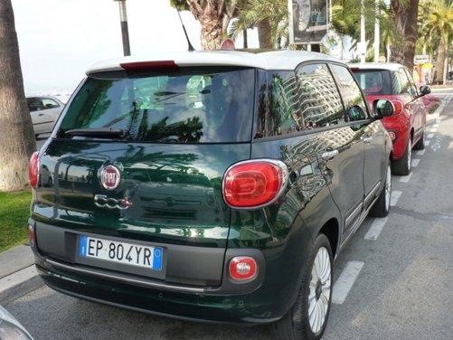 Fiat 500L provata su strada a Cannes con due nuovi motori da 105 CV - Foto 20 di 22