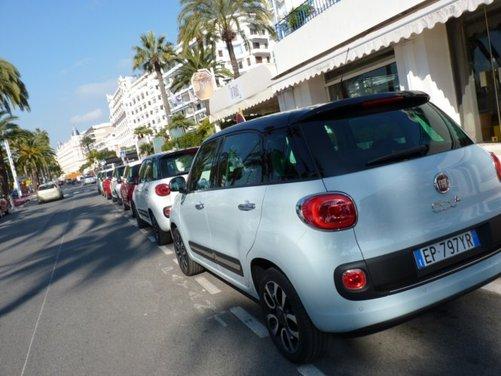 Fiat 500L provata su strada a Cannes con due nuovi motori da 105 CV - Foto 21 di 22