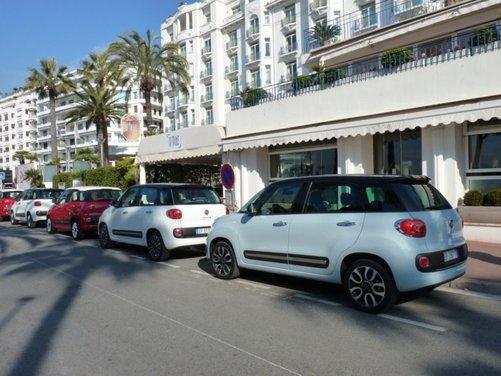 Fiat 500L provata su strada a Cannes con due nuovi motori da 105 CV - Foto 22 di 22