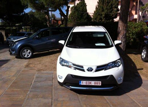 Nuova Toyota Rav 4, provata in Spagna la quarta generazione della Toyota Rav4