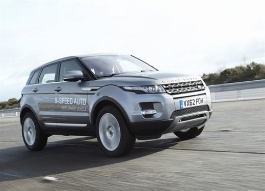 Range Rover Evoque 9 marce