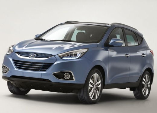 Hyundai ix35 Model Year 2014