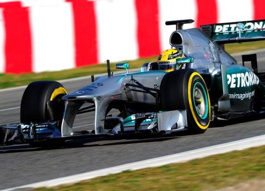 F1, Gp di Monaco: Rosberg ancora in pole, Alonso sesto