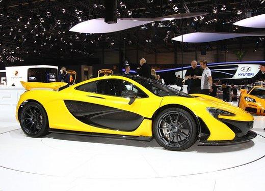 McLaren P1 - Foto 1 di 25