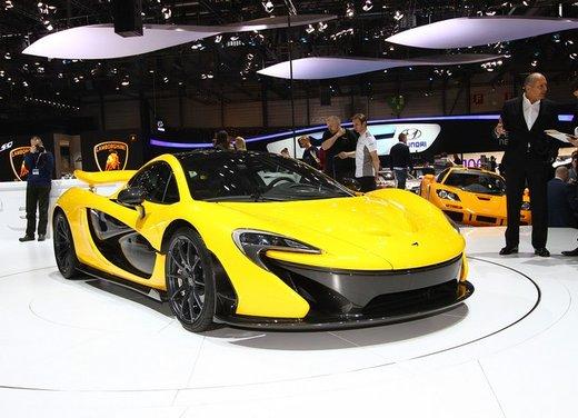 McLaren P1 - Foto 3 di 25