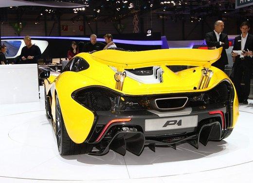 McLaren P1 - Foto 7 di 25
