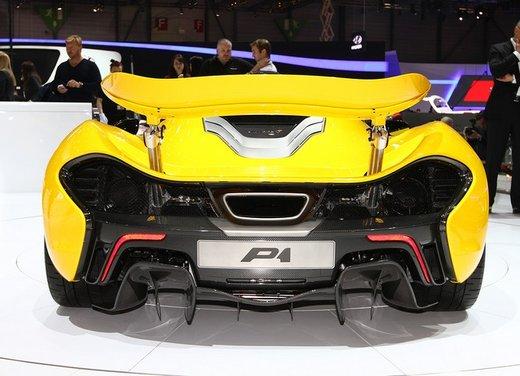 McLaren P1 - Foto 8 di 25