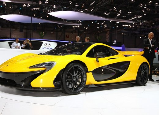McLaren P1 - Foto 10 di 25