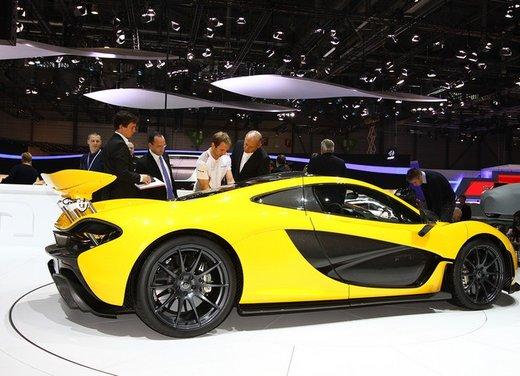 McLaren P1 - Foto 11 di 25