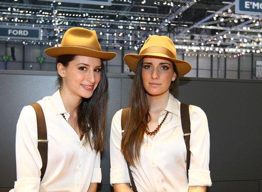 Le ragazze più belle del Salone di Ginevra 2013 - Foto 5 di 15