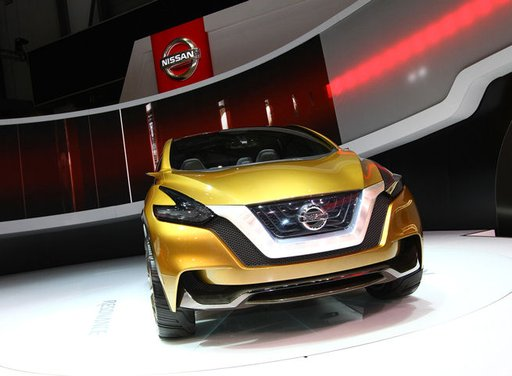 Nissan Resonance Concept - Foto 2 di 14