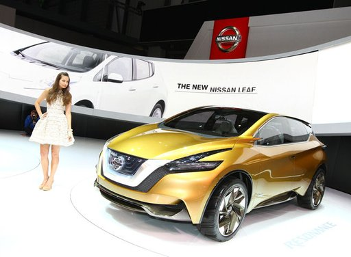 Nissan Resonance Concept - Foto 3 di 14