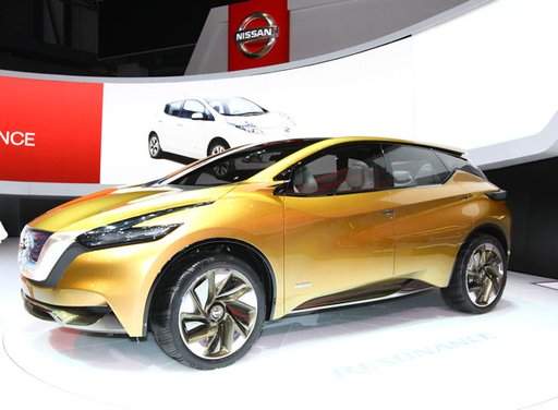 Nissan Resonance Concept - Foto 4 di 14