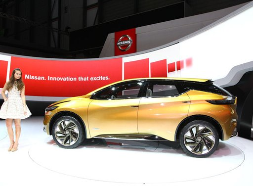 Nissan Resonance Concept - Foto 6 di 14