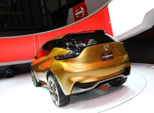 Nissan Resonance Concept - Foto 7 di 14