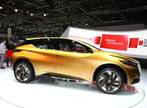 Nissan Resonance Concept - Foto 9 di 14