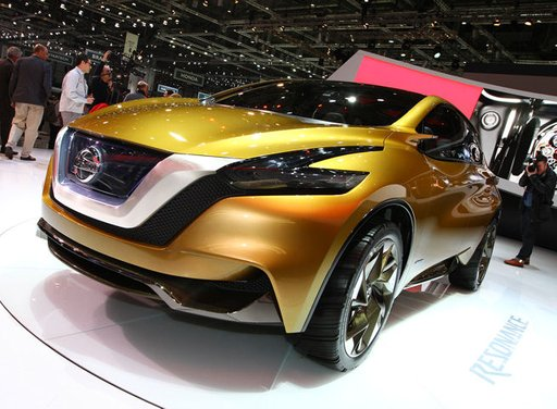 Nissan Resonance Concept - Foto 10 di 14