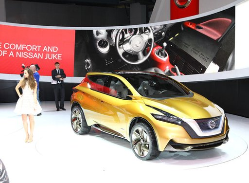 Nissan Resonance Concept - Foto 14 di 14