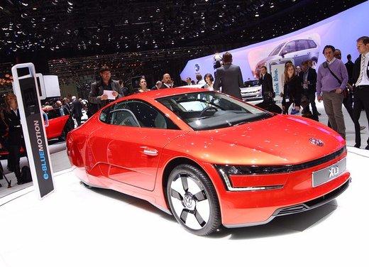 Volkswagen XL1 - Foto 8 di 19