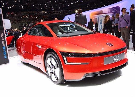 Volkswagen XL1 - Foto 9 di 19
