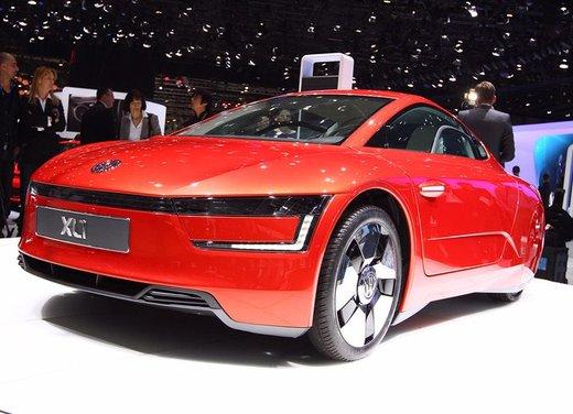 Volkswagen XL1 - Foto 13 di 19